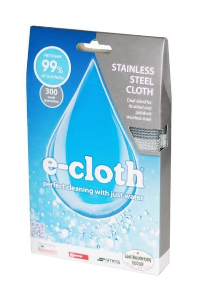 E-Cloth Stainless Steel Cloth - 1 Cloth